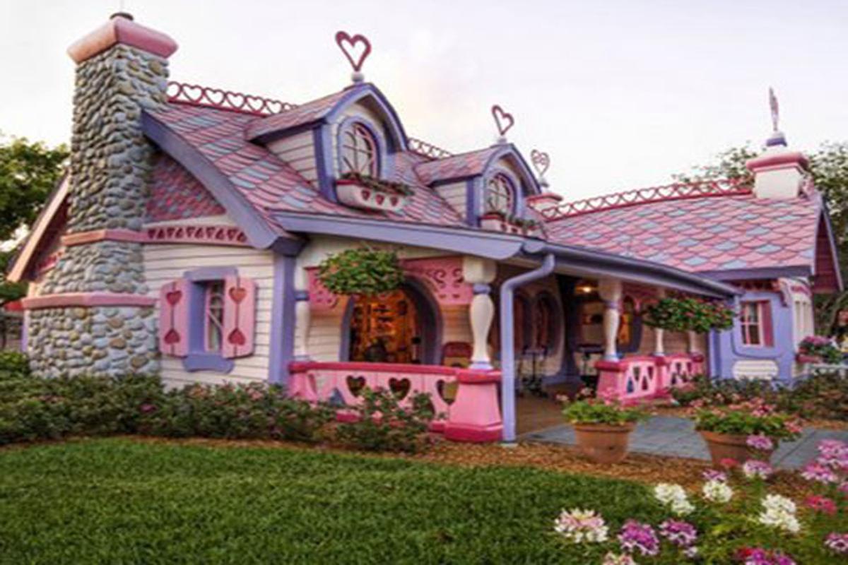 One Theme Blog Archive Fairytale House
